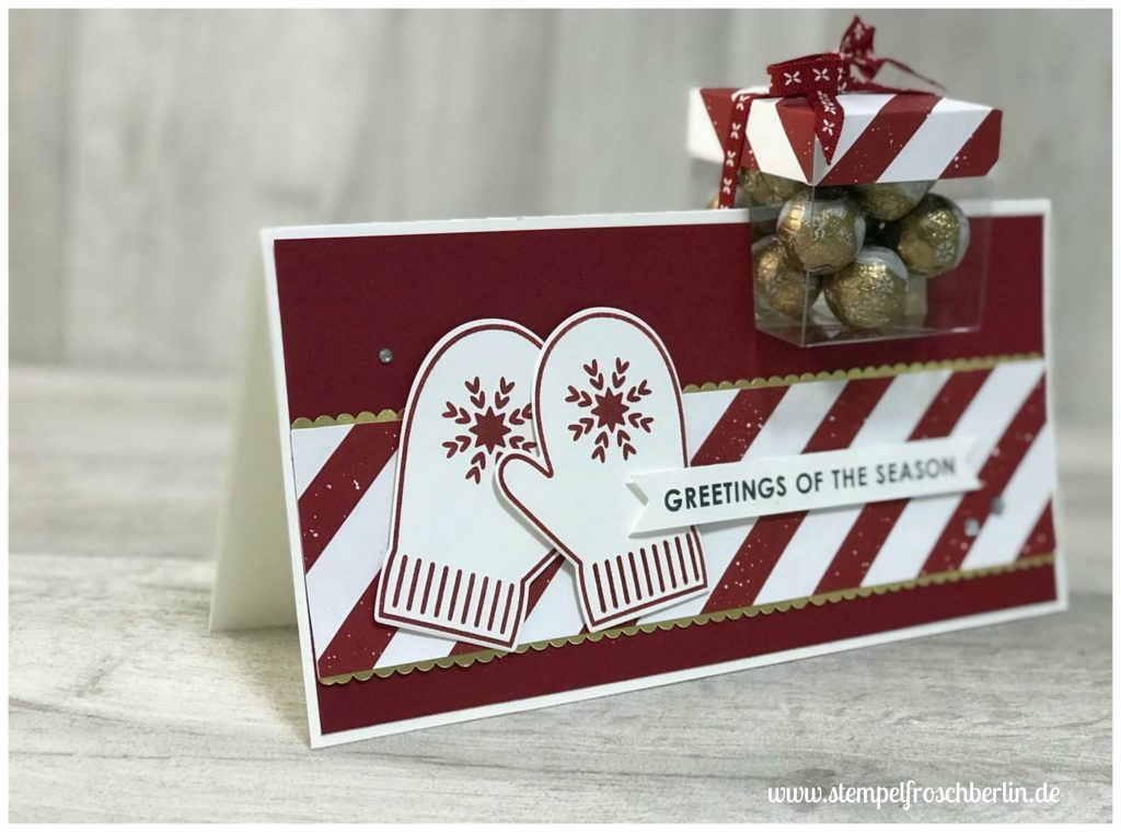 Box in a Card, gebastelt mit den produkten von Stampin`Up!